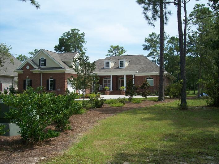 Home Builders In Seascape At Holden Beach Plantation